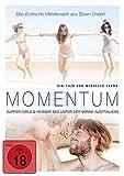 DVD Cover 'Momentum - Surfer Girls & heißer Sex unter der Sonne Australiens