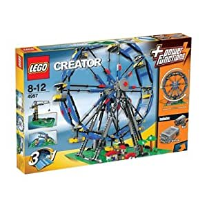 lego creator 4957 grande roue jeux et jouets. Black Bedroom Furniture Sets. Home Design Ideas