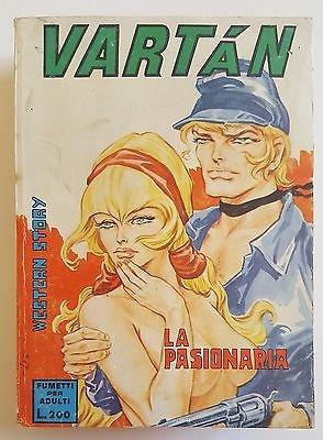 Vartan n. 58 - Vartan - EROTICO - di resa - ed. Furio Viano