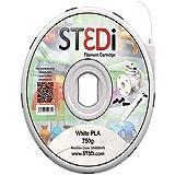 St3Di 946419 - Filamento, color blanco