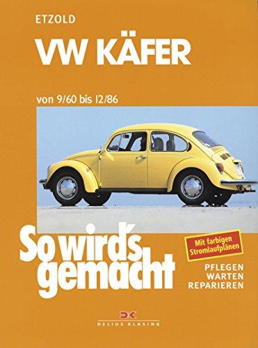 Download VW Käfer 9/60 bis 12/86: So wird's gemacht - Band 16