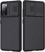 جراب سامسونج جالاكسي S20 FE 2020 الأصلي نيلكن كامشيلد لهاتف سامسونج جالاكسي S20 FE 2020 (إصدار مروحة 2020) (أس