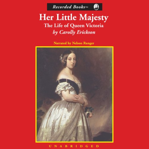 an analysis of her little majesty the life of queen victoria by carolly erickson Queen victoria, written by carolly erickson, was a candid tale of the life of victoria, a british queen and honor of her empire her little majesty: the life of.