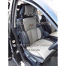 Para adaptarse a un Mitsubishi Pajero, fundas para asiento, SJ 01 Rossini gris/