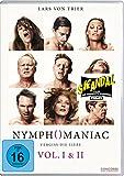 Nymphomaniac Vol. I & II [2 DVDs]
