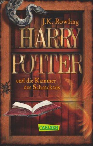 Buchseite und Rezensionen zu 'Harry Potter, Band 2' von Joanne K. Rowling