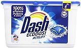 Dash - Ecodosi Actilift, Detersivo per Lavatrice in Monodosi - 1400 g  40 Dosi