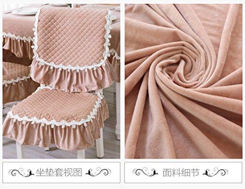 LXGAO,HASHU®,WEISHENMEN Colore solido, tavolo e sedia set (1 posti +