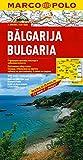 MARCO POLO Länderkarte Bulgarien 1:800.000 (MARCO POLO Länderkarten) -