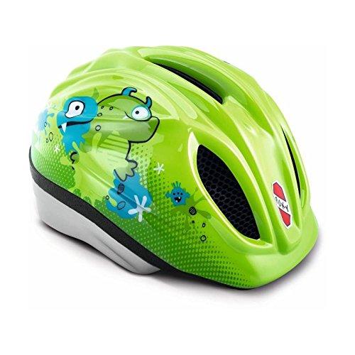 Puky PH 1 Kinder Fahrrad Helm grün: Größe: M/L (52-58cm)