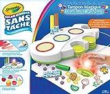 Crayola Color Wonder- Color Wonder-Le coloriage Magique sans Tache-Unité de tampons Lumineux Parfumés-Thème Friandises, 75-2575-F-000, Mixte...