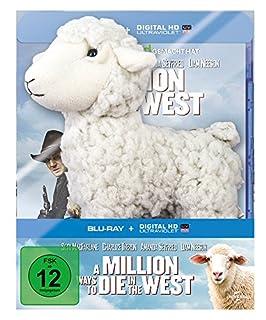 A Million Ways to Die in the West (inkl. Digital Ultraviolet) [Blu-ray]