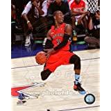 (8x10) Toronto Raptors Terrence Ross Slam Dunk Contest 2014 NBA All-Star Game Action Glossy Photograph Photo by Poster Revolution