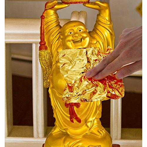 300 Fogli Imitazione Foglia Oro, Foglia Argento, Foglia d\'Oro Rosa ...