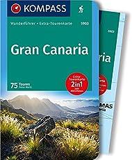 Gran Canaria: Wanderführer mit Extra-Tourenkarte 1:50000, 75 Touren, GPX-Daten zum Download. (KOMPASS-Wanderführer, Band 5903)