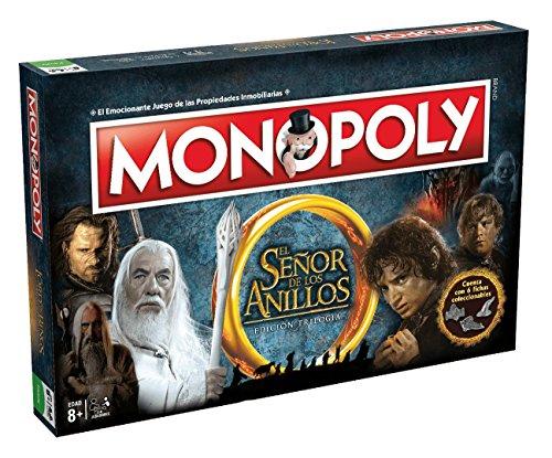 Eleven Force Monopoly El Señor De Los Anillos 63300