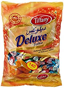 Tiffany Deluxe Toffee, 700g