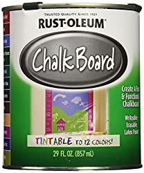 Rust-Oleum Specialty Chalkboard Paint - Tint Base - 857 ml