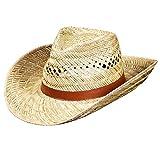 Fiebig GmbH & Co. KG -  Cappello da cowboy  - Uomo naturale XL