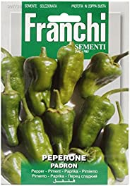 Franchi Pepper Peperone Padron Seeds