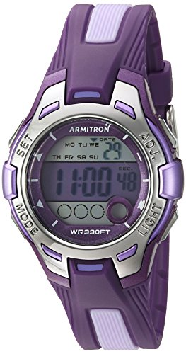 armitron-sport-womens-45-7030lpr-digital-lilac-and-purple-resin-strap-watch
