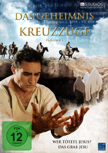 DVD 1 (Wer tötete Jesus?/Das Grab Jesu)