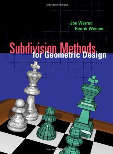 Subdivision Methods for Geometric Design: A Constructive Approach (The Morgan Kaufmann Series in Computer Graphics) (English Edition)