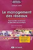 Le management des reseaux - Tisser du lien social pour le bien-être economique