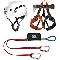 Climbing Technology Kit Ferrata Classic - Casco de Escalada, Color