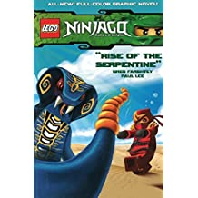 Lego Ninjago: Rise of the Serpentine Volume 3 by Greg Farshtey (2014-11-14)
