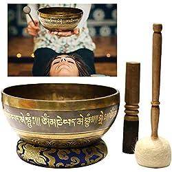 Cuenco tibetano Gran Calidad 22 cm