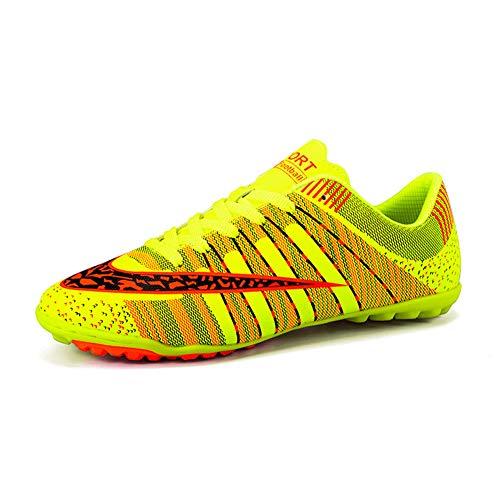 Zapatillas De Fútbol Para Hombre New 2019,Outdoor Turf Trainers Soccer Shoes Botas De Fútbol Para...