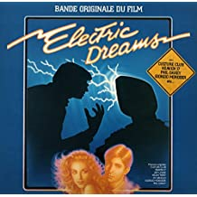 "Electric Dreams - Bande Originale du Film ( Vinyle, album 33 tours 12"" ) Virgin 70271 , 1985 - P.P. Arnold : Electric Dreams - Jeff Lynne : Video + let it run - Culture Club : the Dream + Love is Love - Giorgio Moroder : the Duel + Madelines theme + together in electric dreams - Helen Terry : now you're mine - Heaven 17 : chase runner"