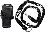 AXA RLC mit Tasche Anschlußkette, schwarz, One Size