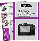 Fujifilm X-T20 Schutzfolie - 6x dipos Displayschutzfolie Folie klar