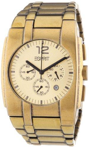 esprit-es101061003-icon-x-antique-montre-homme-quartz-analogique-cadran-argent-bracelet-acier-dore