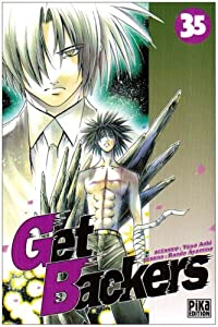 Get Backers Edition simple Tome 35