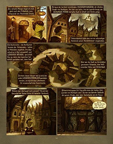 Die Stadt der Träumenden Bücher (Comic): Band 1: Buchhaim - 5