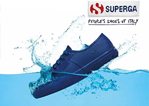 Chaussures Le Superga - 2750-pos U 081 BLUE NAVY