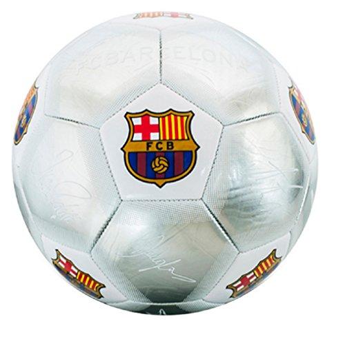 Reproductor de equipo de fútbol oficial talla 5Signature bola (de diferentes equipos a elegir.), Barcelona FC