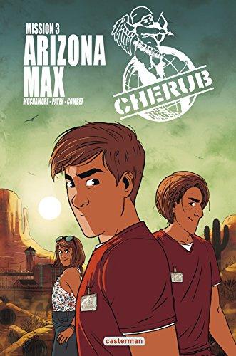 Cherub, Tome 3 : Arizona max