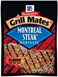 McCORMICK GRILL MATES MONTREAL STEAK MARINADE1 x 20g BEUTEL AMERICAN