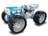 RCTecnic - Robótica Kit de Coche Espacial ¡Funciona con Agua Salada!