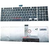 Toshiba MP-11B56TQ-930W Klavye Tuş Takımı Gri TUŞ SETİ