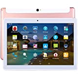 Tablette 4G 10 Pouces IPS 2K Android Octa Core 2Go RAM 32Go Or Rose