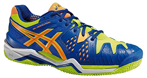 ASICS – Gel-Resolution 6 Clay, Scarpe da tennis, Uomo (47 EU)