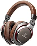 Audio Technica ATH-MSR7 High-Resolution Kopfhörer silber