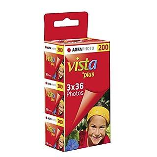 AgfaPhoto Vista plus 200 135-36 (3 pieces)