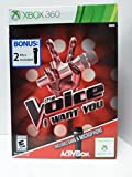 X-Box 360, Exclusive The Voice I Want You with 2 Microphones