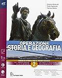 Operazione storia e geografia. Con extrakit-Openbook. Per le Scuole superiori. Con e-book. Con espansione online: 2